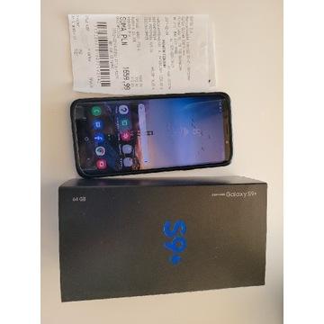 Samsung Galaxy s9+ 64GB, gwarancja, PL dystrybucja