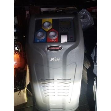 stacja klimatyzacji VIAKEN X 540