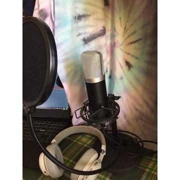 Mikrofon Trust Emita studio USB
