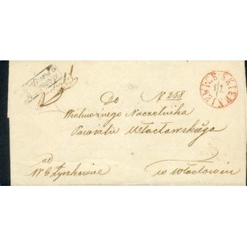 Królestwo Polskie - Skierniewice - 1840 - Interes
