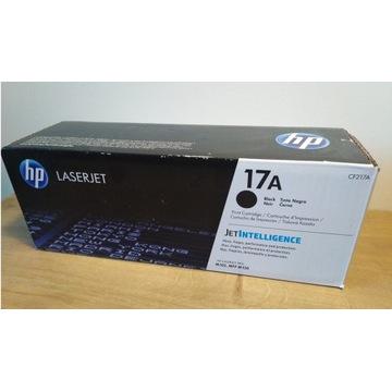 TONER HP 17A ORYGINALNY CF217A M102, MFP M130