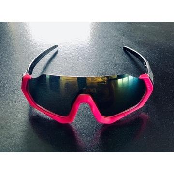 Okulary kolarskie damskie typ Poc Oakley 100% saga