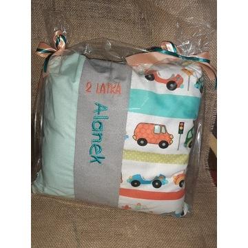 Poduszka prezent na urodziny chrzest roczek