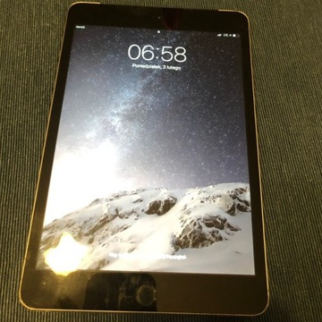 Ipad mini 3 LTE A1600