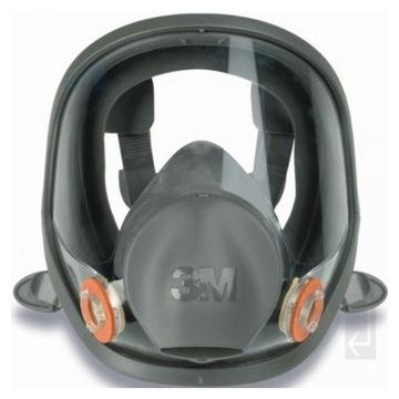 Maska pełnotwarzowa 3M 6800 (rozmiar M-średni)