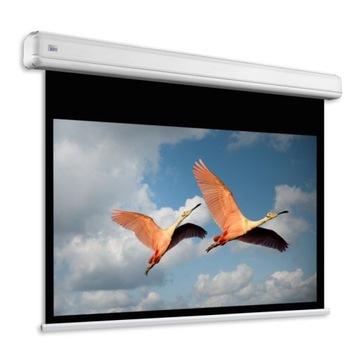 Ekran elektryczny Adeo Elegance 330x186 cm OKAZJA!