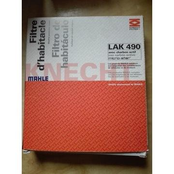 Filtr kabinowy LAK 490 KNECHT TOYOTA