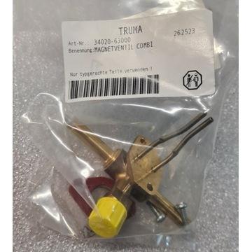 Elektrozawór zawór magnetyczny gazu Combi TRUMA