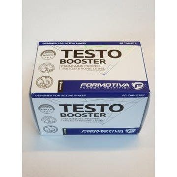 Formotiva Testo Booster 60 kapsułek