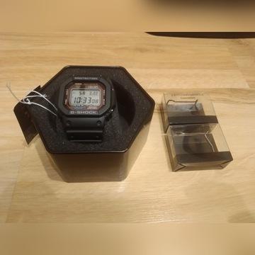 Nowy CASIO G-Shock GW-M5610-1ER + bumper x2