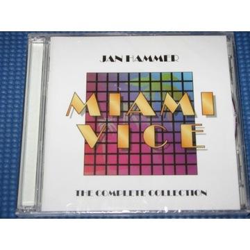 JAN HAMMER MIAMI VICE 2CD score unikat