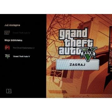 Konto Rockstar Games, Red Dead Redemption 2 +GTA 5