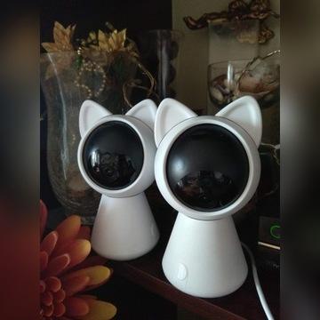 dwie kamery Wifi FREDI 1080P Kitty