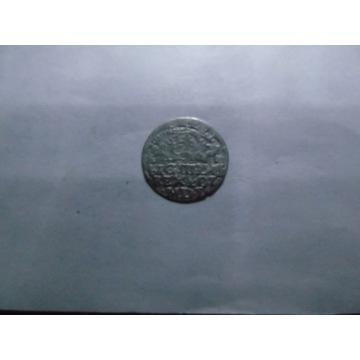 Stare monety, zestaw 4 szt.,  do identyfikacji