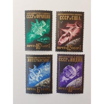 (1758) znaczki kosmos
