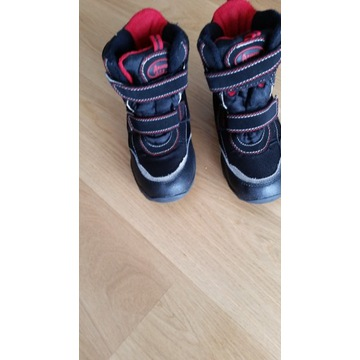 buty zimowe dla chłopca rozmiar 30
