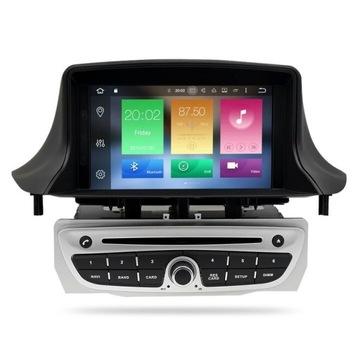 Radio nawigacja GPS stacja multimedialna Megane 3
