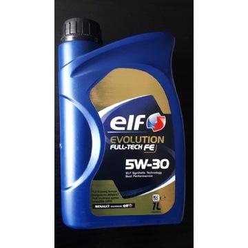 Olej silnikowy Elf Evolution Full-Tech FE 5W/30
