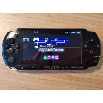 Sony PSP 3004 z dodatkami