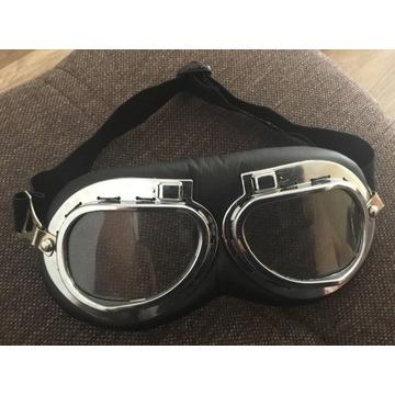 Okulary na motor crazy frogg