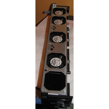 DELL POWEREDGE R710 INTERNAL FAN ASSEMBLY WITH 4x
