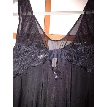 Seksowna koszulka nocna  L ESOTiQ 40 czarna