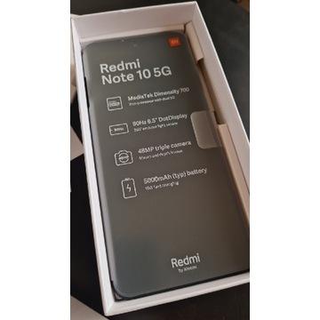 Xiaomi REDMI NOTE 10 5G 64GB GRAY