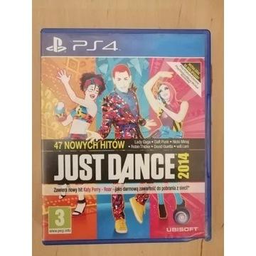 Just Dance 2014 ps4 playstation4 WROCŁAW