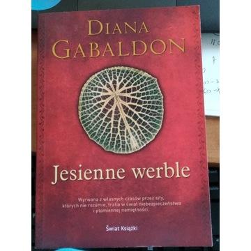 Jesienne werble Diana Gabaldon