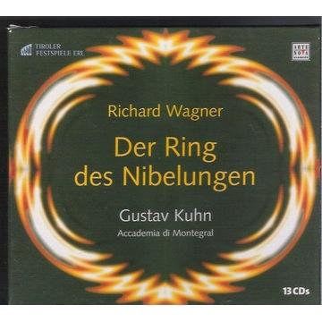 WAGNER Der Ring des Nibelungen KUHN 13 CD