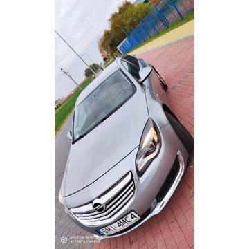 Opel Insignia 2.0cdti 163KM poliftowy