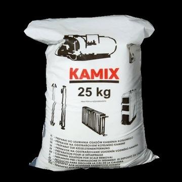 KAMIX 25kg odkamieniacz
