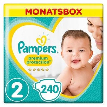 Pampers Premium Protection 2 400 szt 10x40