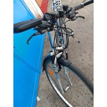 Aluminiowy rower turystyczny 28 cali
