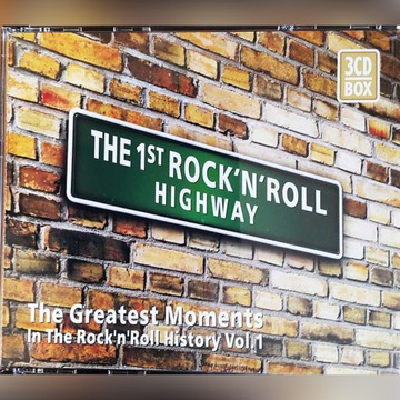 The 1St Rock'n'roll Highway Vol.1/3CD