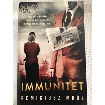 Remigiusz Mróz Immunitet