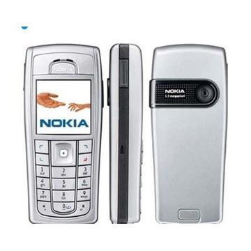 Nokia 6230i PL, Oryginał, ODPORNA, GW12,