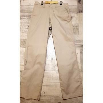 Spodnie bawełna M&S Blue Harbor 32/31