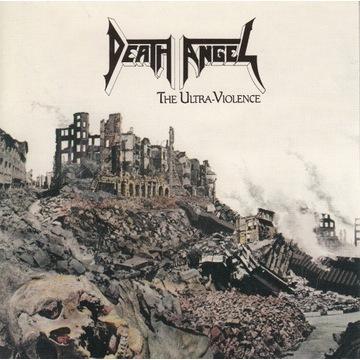 Death Angel - The Ultra-Violence - 1987 - rarytas