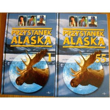 Przystanek Alaska. Sezony 1/2, 3, 4, 5 + dodatek.