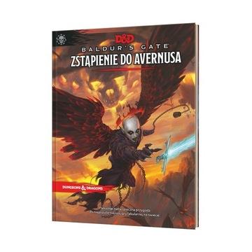 Dungeons & Dragons 5.0: Zstąpienie do Avernusa PL
