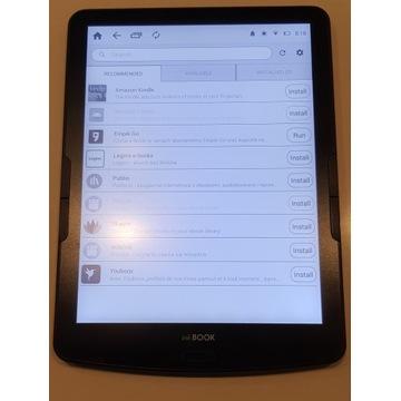 czytnik eInk InkBook + Duży + Android + Gwarancja