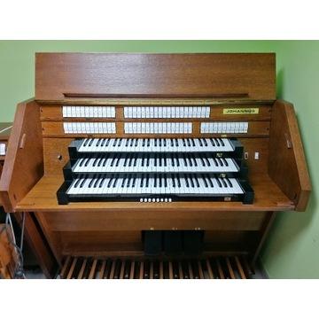 Organy kościelne analogowe Johannus POS 3
