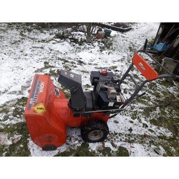 Maszyna do usuwania śniegu odśnieżarka odśnieżarki