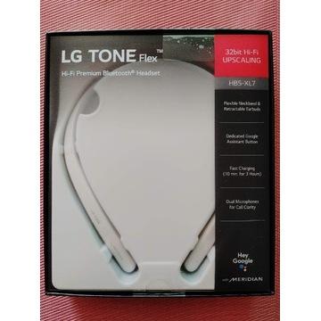 Słuchawki LG tone flex hbs-xl7p