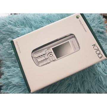 Sony Ericsson K700i z pudełkiem Pl menu super stan