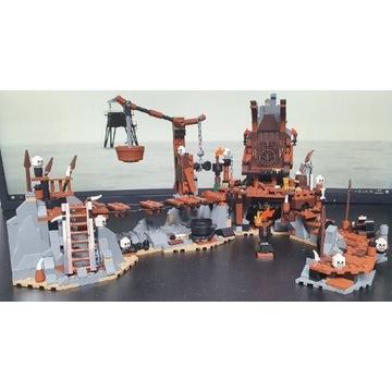 Lego Hobbit Bitwa  z Królem goblinów 79010
