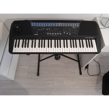 Casio CT-700  - keyboard, statyw