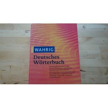 WAHRIG - Deutsches Worterbuch