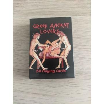 Karty erotyczne z Grecji